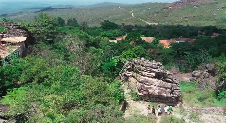 Os irmãos Cordel vão participar de escaladas, entrar em grutas e desbravar um mine pantanal. Foto: Reprodução/Expedição Nordeste