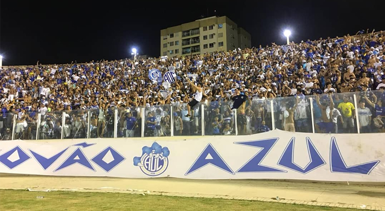 Confiança segue vivo na luta pela classificação na Copa do Nordeste. Foto: Divulgação