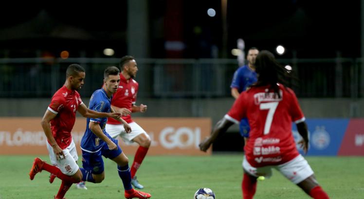 (Foto: Felipe Oliveira/ EC Bahia)