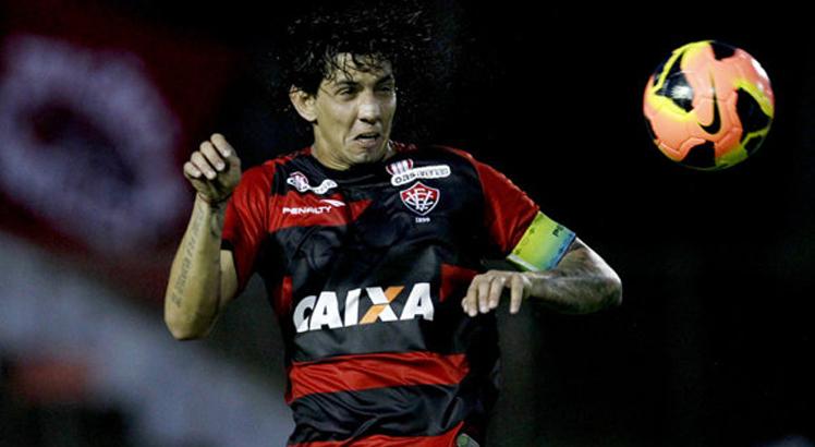 Essa é a quarta passagem do zagueiro pelo clube que o revelou. Foto: Divulgação/EC Vitória