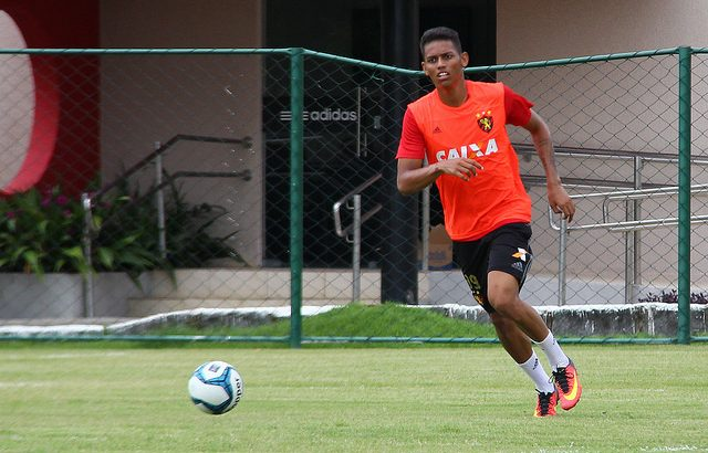 (Foto: Williams Aguiar/ Sport Club do Recife)