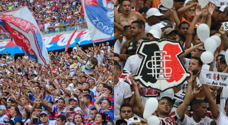 (Foto: Divulgação/ Facebook/ Fortaleza e JC Imagem)