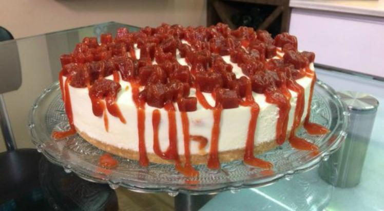 torta goiaba