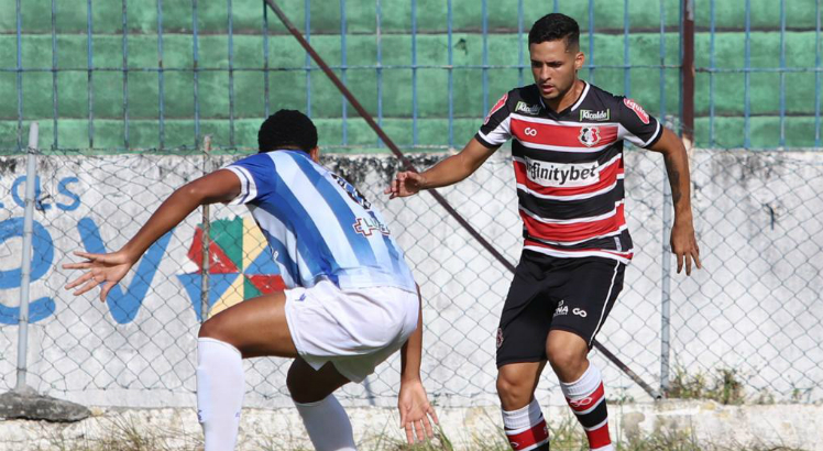 (Foto: Rafael Melo/ Santa Cruz FC)