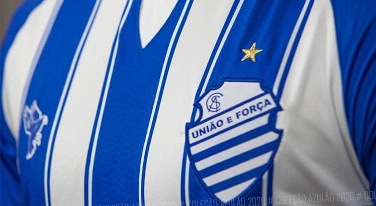 Nova camisa para a temporada 2020 faz referência ao CT do Mutage. Foto: Divulgação