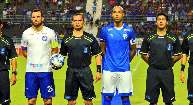 Bahia vence o CSA pela 5ª rodada da Copa do Nordeste