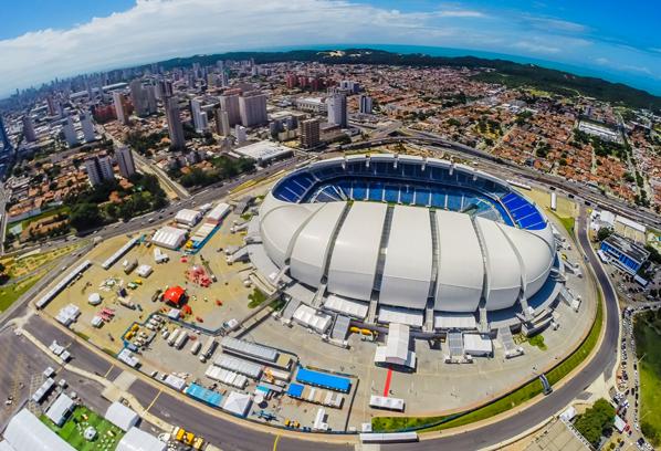 Bahia América-RN Copa do Nordeste