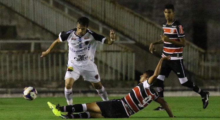 Santa Cruz Botafogo-PB Copa do Nordeste