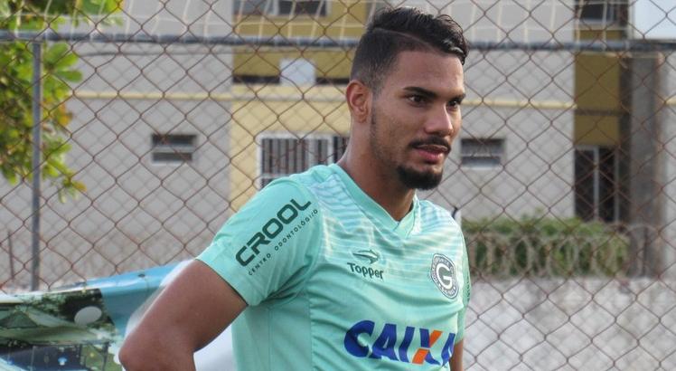 Confiança Goiás Madison Araújo Contratação volante