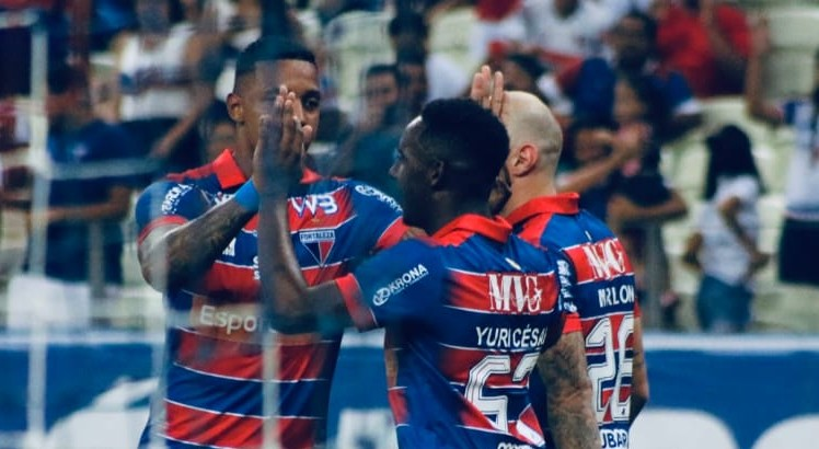 Copa do Nordeste no SBT Fortaleza Tricolor