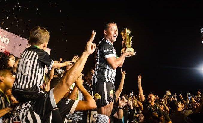 Botafogo-PB anuncia reformulação do elenco
