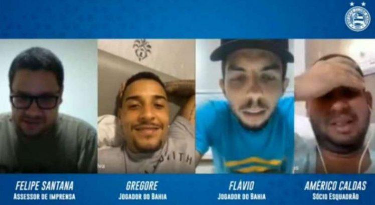 Copa do Nordeste Bahia Covid-19