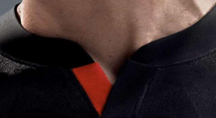 Nova camisa do Sport tem denominação preta com detalhes em vermelho