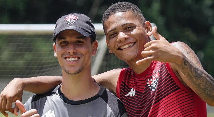 Copa do Nordeste no SBT Vitória treino
