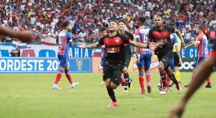Copa do Nordeste no SBT Bahia Vitória