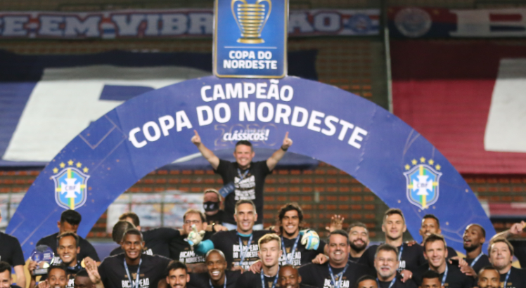 copa do nordeste no sbt
