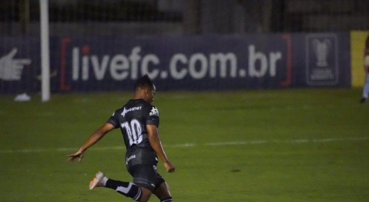 (Foto: Reprodução/Twitter Botafogo-PB)