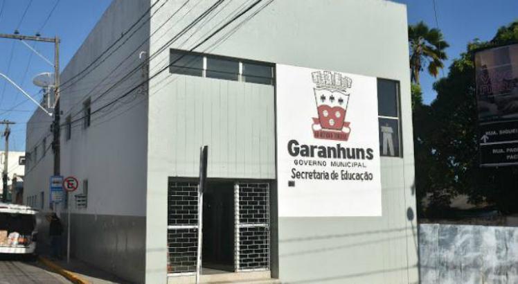 Foto: Divulgação / Prefeitura de Garanhuns