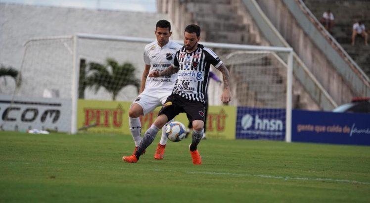 Foto: Paulo Cavalcanti/Botafogo-PB