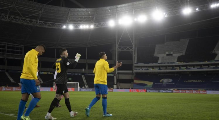 brasil e argentina copa américa