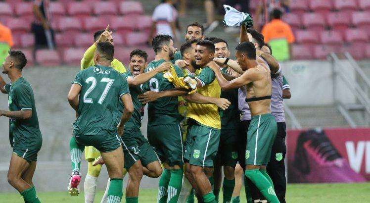 eliminatórias copa do nordeste 2022